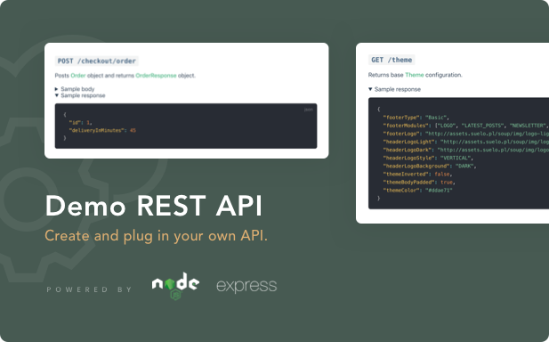 Demo REST API